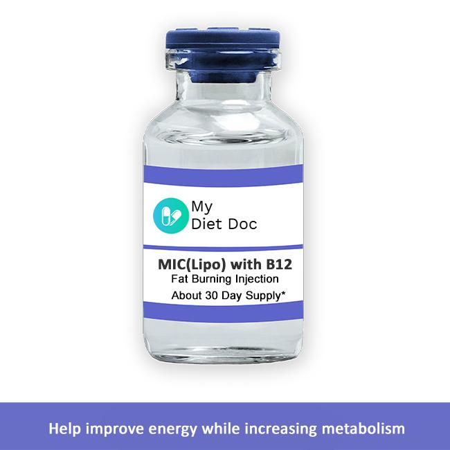 MIC/Lipo W/B12 (Inj)