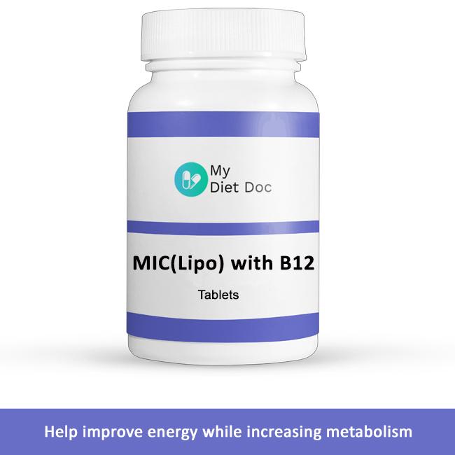 MIC/Lipo W/B12 Tabs