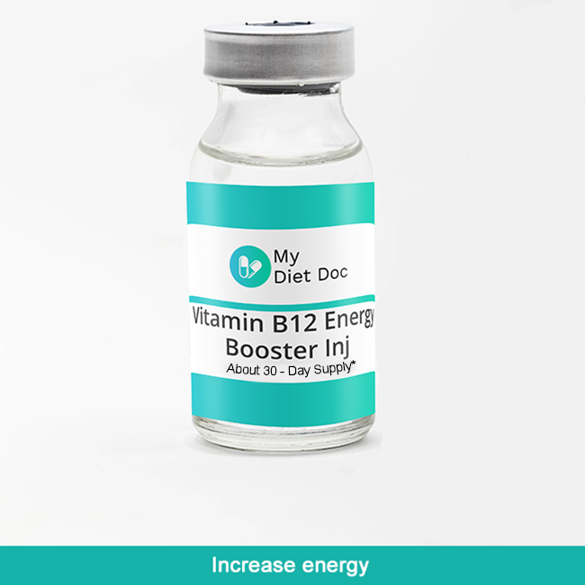 Vitamin B12 Energy Booster Inj