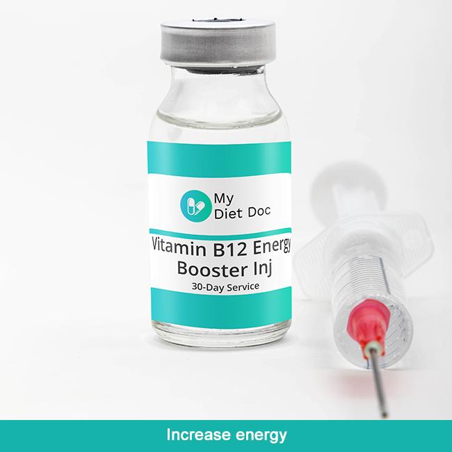 Vitamin B12 Energy Booster Inj