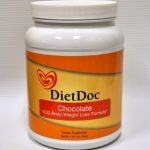 Diet Doc Weight Loss Shake – chocolate