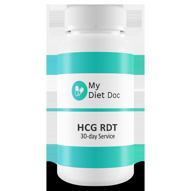 HCG RDT (rapid Dissolve Tabs)