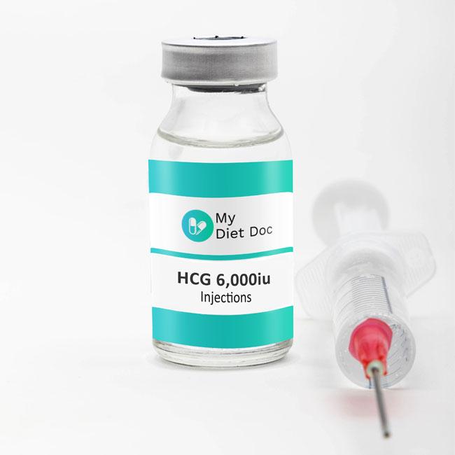 HCG (Human Chorionic Gonadotropin) 6,000iu